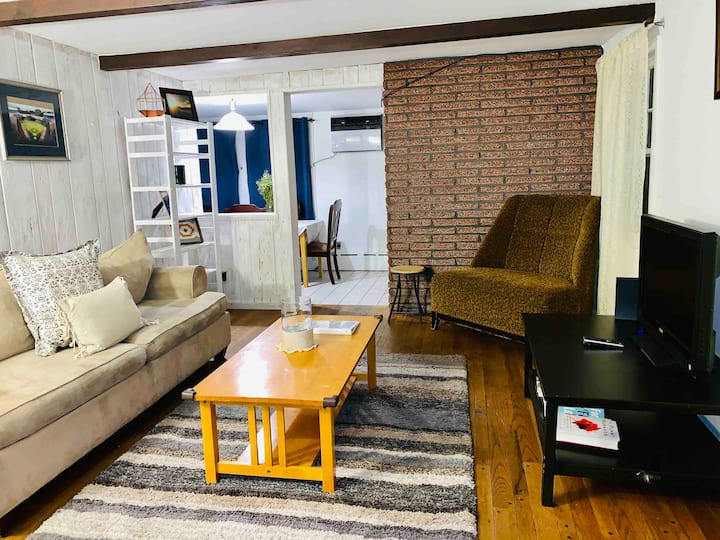 Charming 1Br Apt 15 minutes from Manhattan.