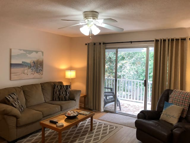 Saint Simons Island T 10 Ocean Walk 1 Bedroom