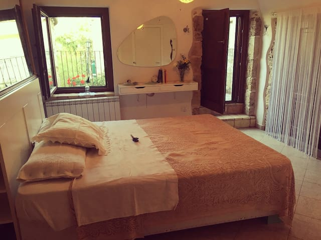 Casa Mambró - Genziana, Stanza con bagno privato