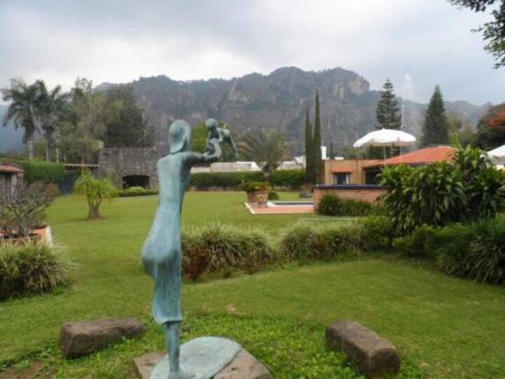 Casa en Tepoztlan (Valle de Atongo)