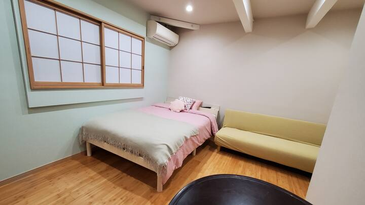 A-Room)新宿/新房间/ 6人舒适房