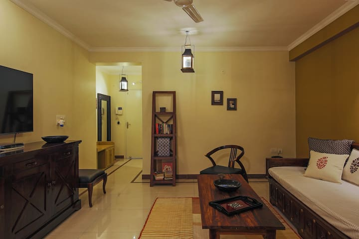 Timescape-Jaipur Story(Centrally Located/Pvt Room)