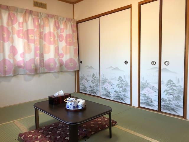 高級別墅区 有馬龍珠山荘 (和室2~3人)