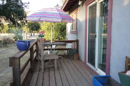 Guinda Ranch Host - Guesthouse