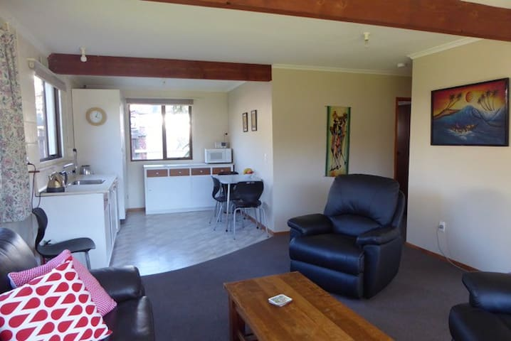 Self contained flat - Waikawa Wander Inn - Picton - House