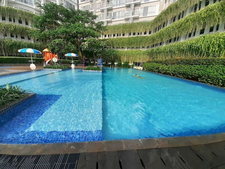 Apartment Altiz Bintaro Plaza Residence by selvy