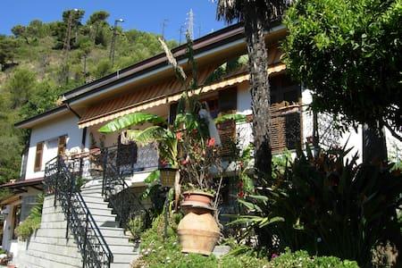BORDIGHERA A 5 km. VILLA EMILIA (CAMPOROSSO) - Camporosso - Apartamento