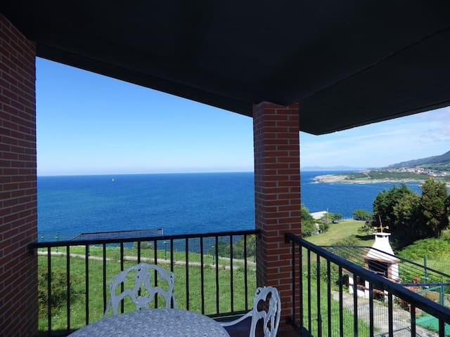 Villa con terreno en un paraiso natural - Sonabia - Villa