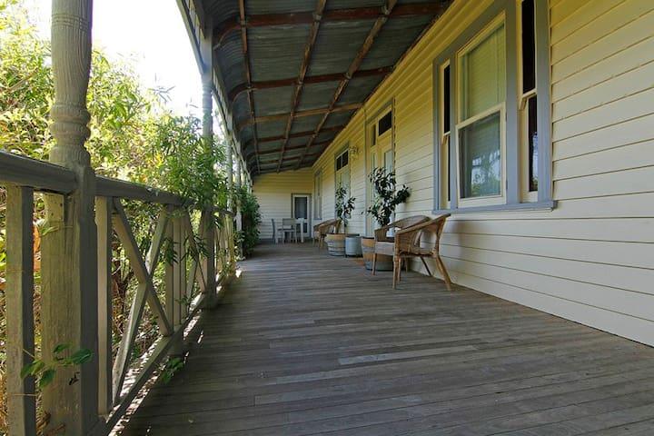 Historic Healesville House - Healesville - Hus