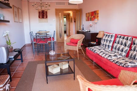Precioso apartamento entre el golf y la playa - Motril - Apartemen
