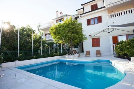New holiday apartment with pool - 4 stars - Apartment