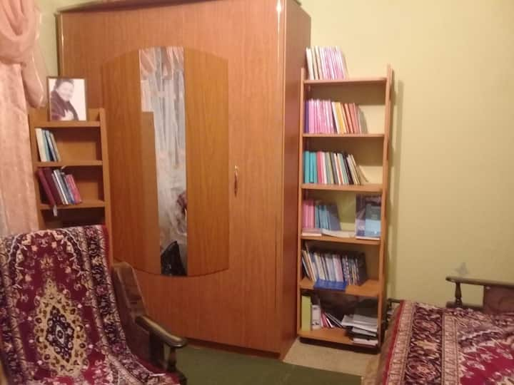 Комната в тихом, уютном районе