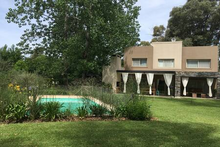 Bº El Encuentro Benavidez casa con jardín, piscina - Ingeniero Maschwitz