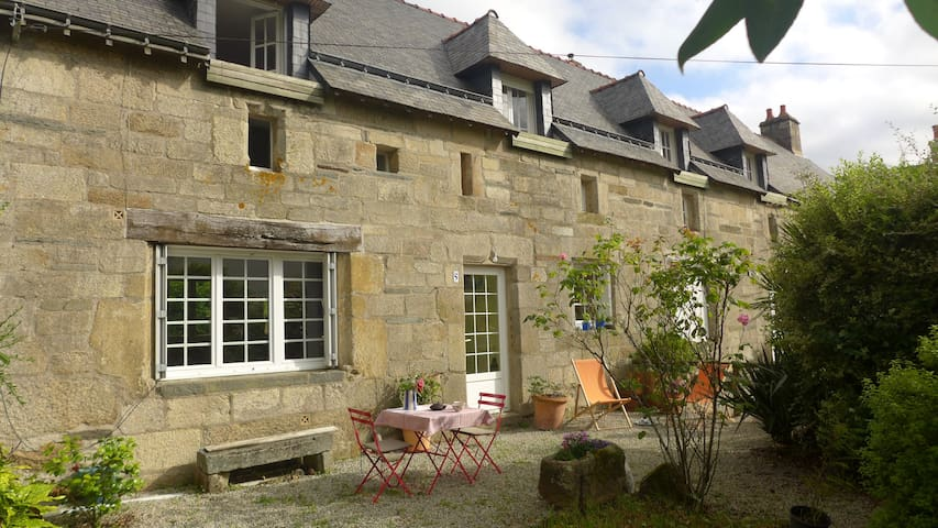 Gîte dans longère au coeur de la Bretagne - Pontivy - Appartement