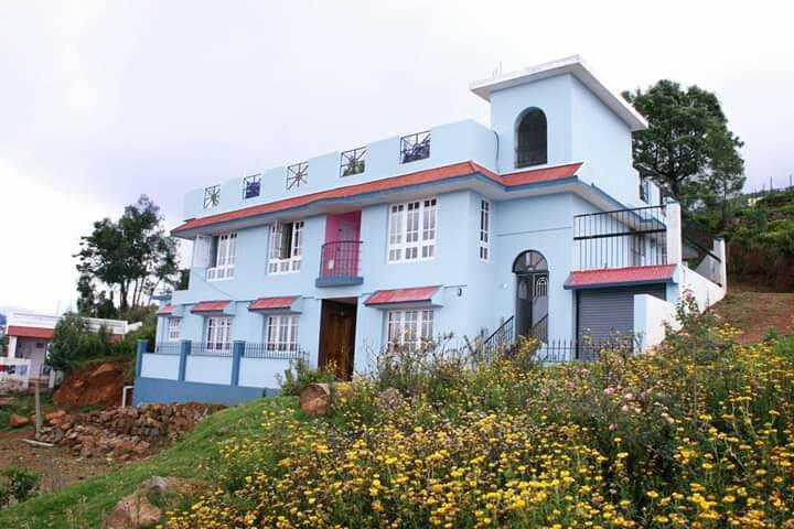 Ooty Homestay located next to Sathya Sai Temple !!
