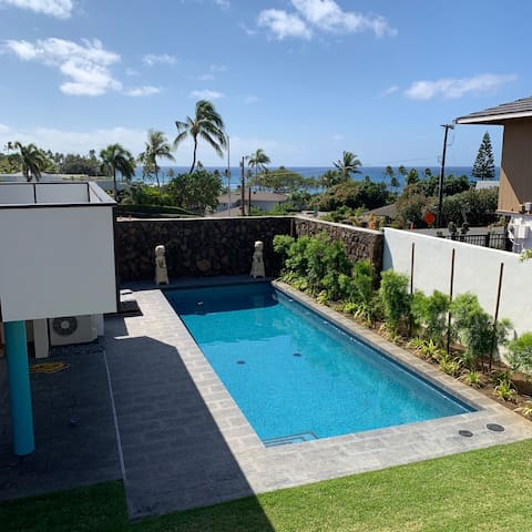 Luxury Chinese Villa at Diamond Head - 30 DAY MIN