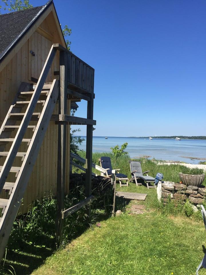 1+1 cabins at seaside