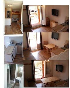 Studio 4/6 Personnes Noël & Jour de L'an - Allos - Apartment