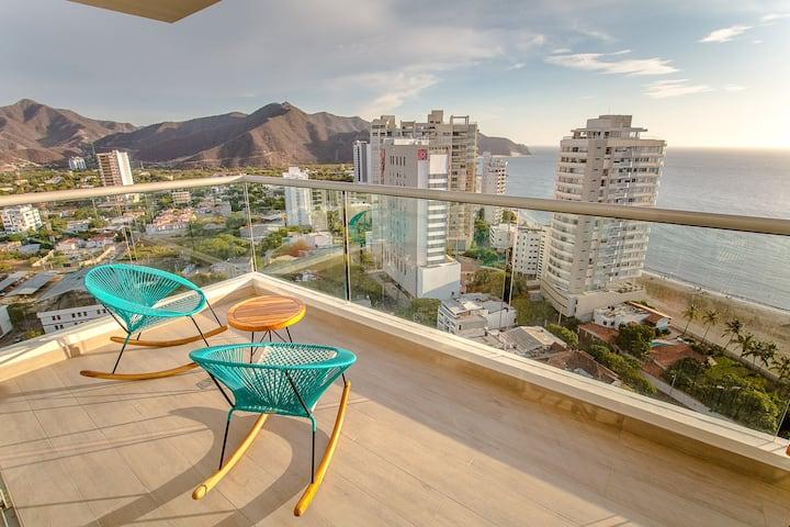 Exclusive Grand Marina Suites(2)Habitaciones 108m2