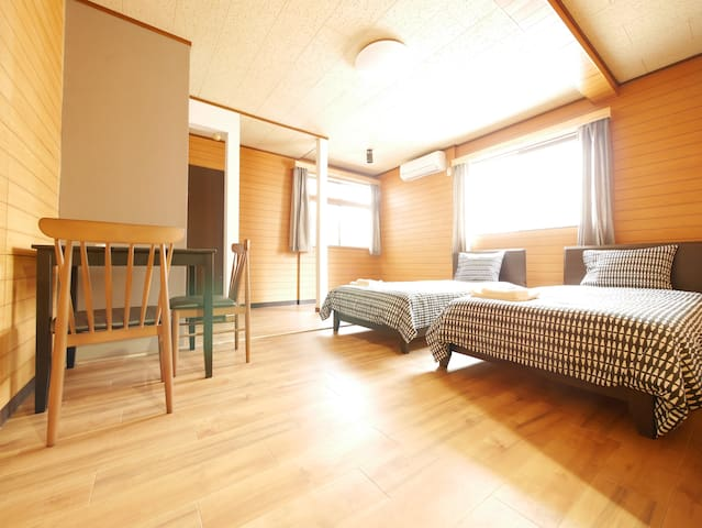 Beautiful Spacious Room Azabu-juban SE Roppongi