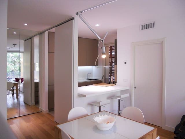 Milano Linate Design Apartment