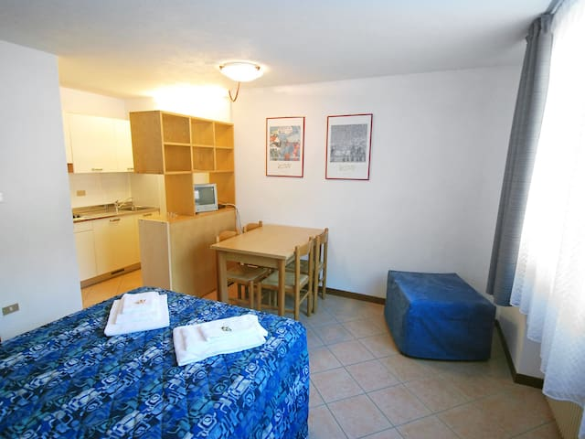 Spacious Apartment Kristall 7947.4 - Mezzana
