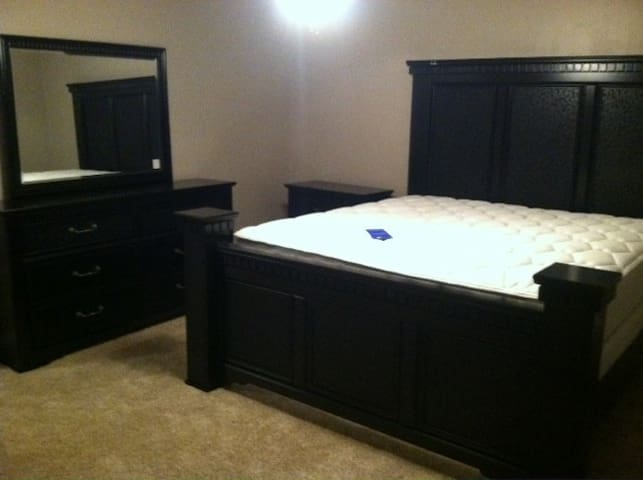 townhouse for quiet stay - Murfreesboro - Byhus