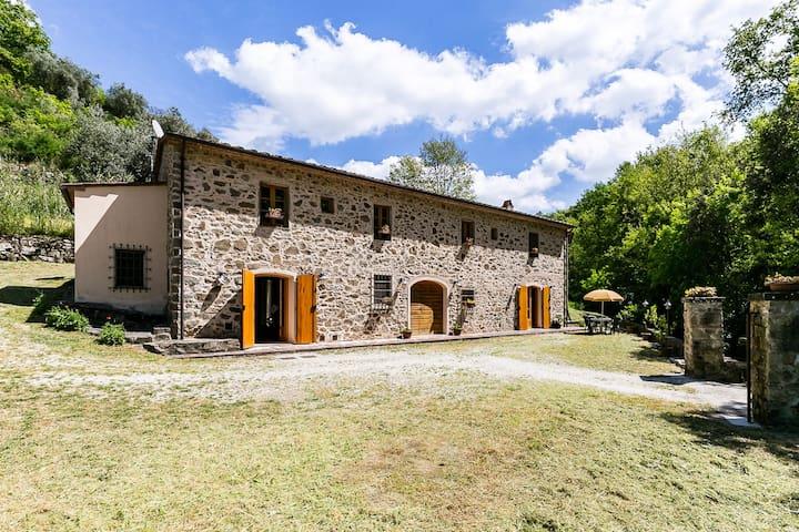 Agriturismo Mulino di Beboli - Giugnano - Wohnung