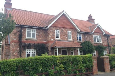 Double - spacious house near York - Escrick