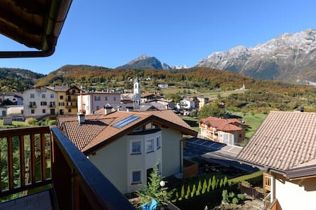 Appartamento Centrale - DOLOMITI (1-6 guests) - Cavedago - Apartment