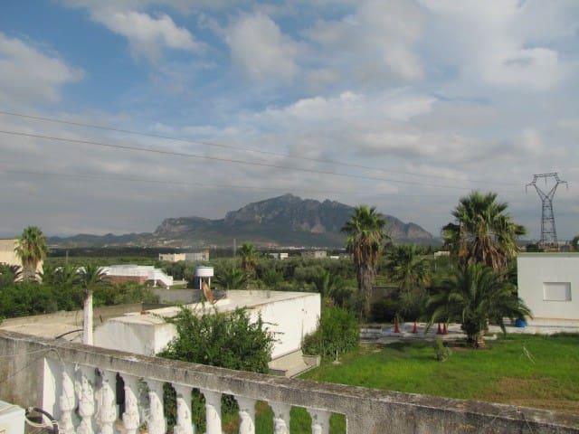 Villa de campagne avec piscine