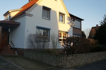 """Apartment  Ackerstrasse"" - Gifhorn - Lejlighed"