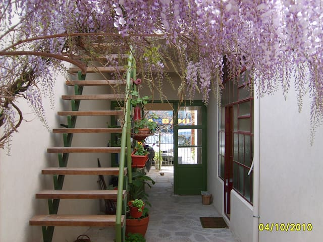 Beach-downtown, private room 2 pax - Puerto Madryn - Hus