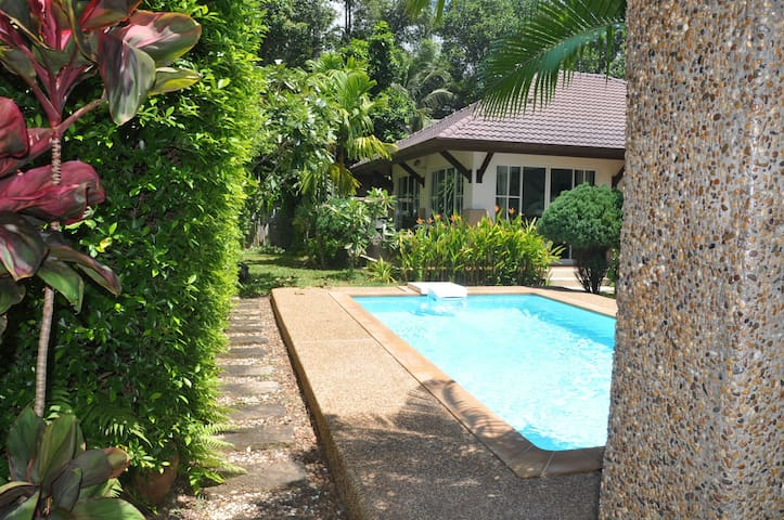 Cosy Villa Cottage close to  Sea (H2) - Ko Lanta Yai - Rumah