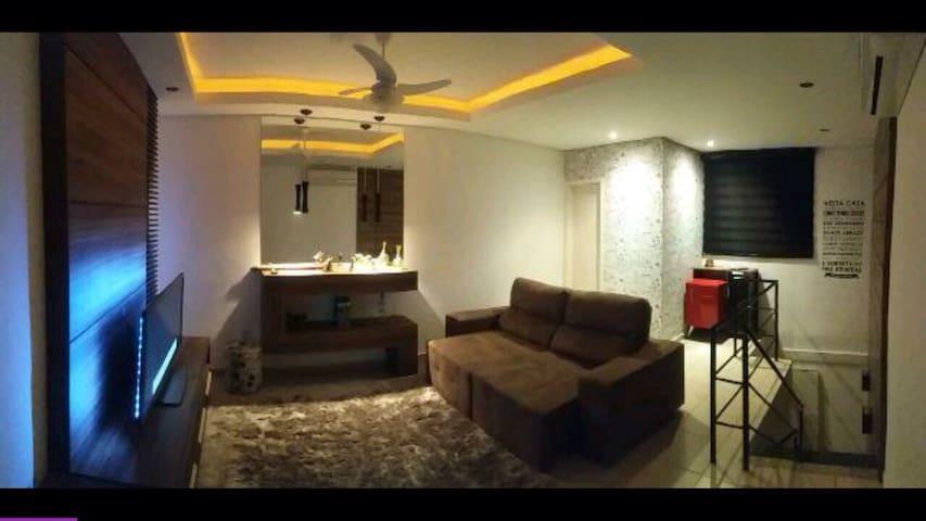 Confortável duplex - Ribeirão Preto