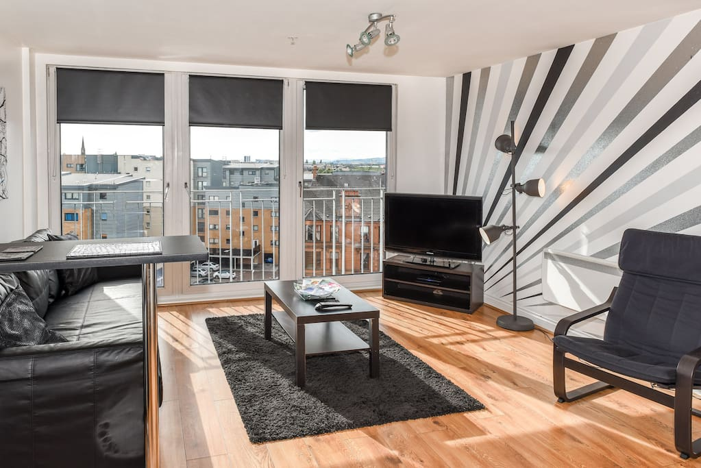 Luxury 1 Bed Apartment Close To City Centre - Flats for ...