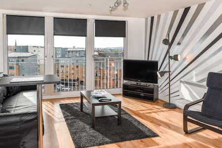 Luxury 1 Bed Apartment Close To City Centre