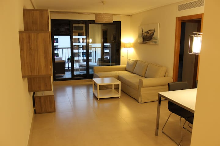 Luxurius beach apartment