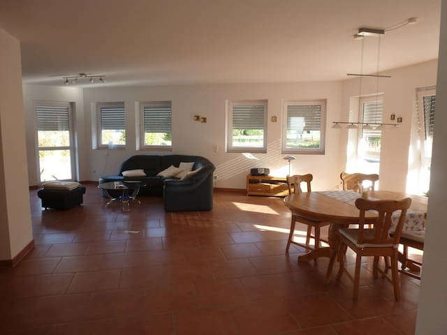 Große Wohnung im Mittelrhein Tal - Sankt Goar - Huoneisto