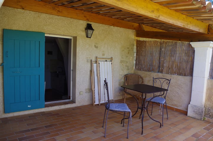 Cottage 2 people Bruyère - 35 m²