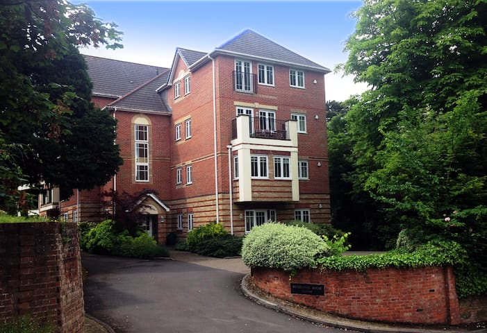 Basingstoke Apartments - Westlands - Basingstoke - Apartment
