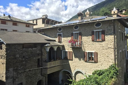 Bed & Breakfast Casa Taralin - Teglio - Bed & Breakfast