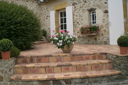 Chambre d hôtes dans maison périgourdine - Saint-Sauveur - Dom