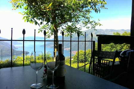 Casa Melissa n. 1 - Chalet with breathtaking view! - Vercana