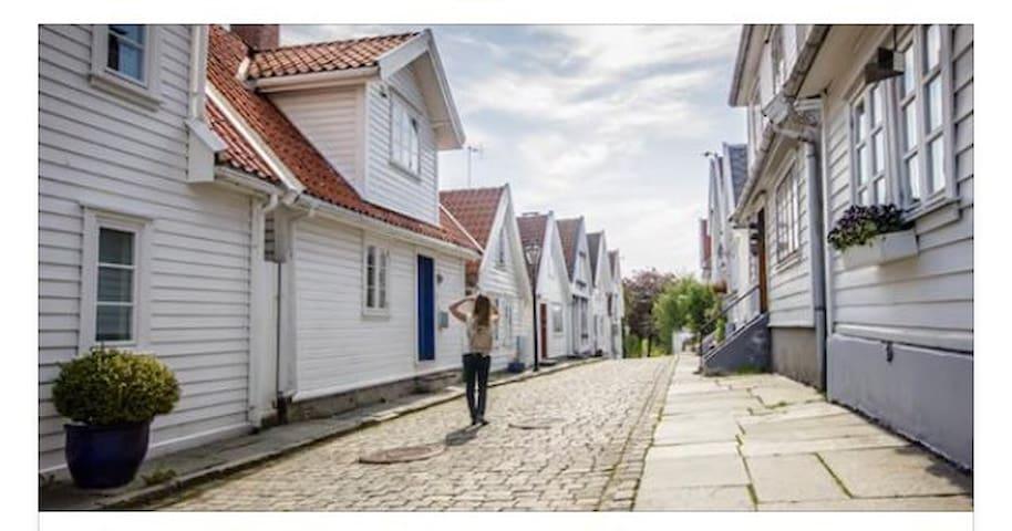 Norwegian Home Stay - Depok - Haus