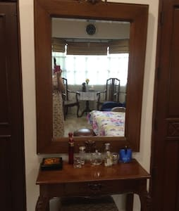 Private Room with attached bathroom inside village - Ciutat Quezon