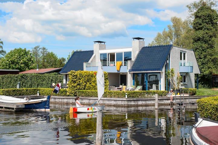 AMSTERDAM Loosdrecht 8p city 30 min - Loosdrecht