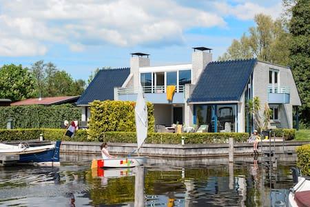 Amsterdam:::Loosdrecht SemiDetached - Loosdrecht