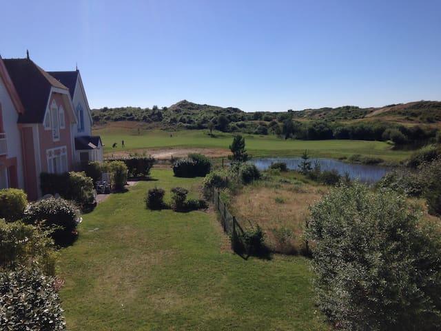 Maison 6 personnes-3 chambres - Golf de Belle Dune - Favières