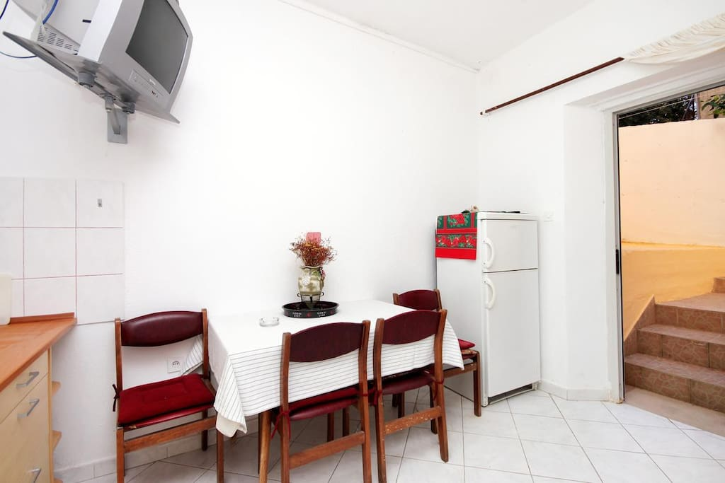 Dining room 1, Surface: 7 m²
